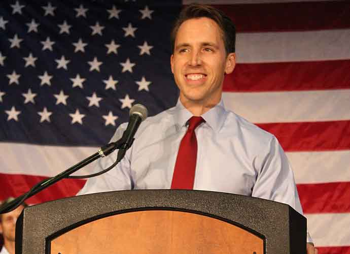GOP Sen. Josh Hawley Plans To Challenge Electoral College Certification, Likely Will Delay Vote