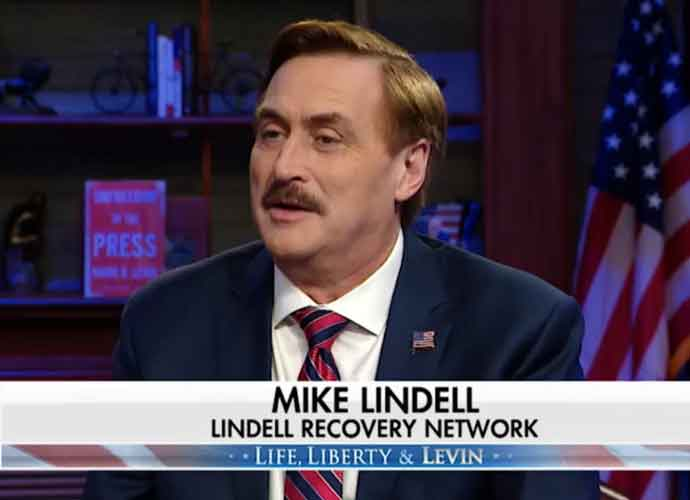My Pillow CEO Mike Lindell Says Trump Is Gift From God, Tells Americans To Read Their Bibles