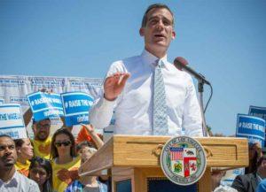 L.A. Mayor Eric Garcetti (Image: Getty)