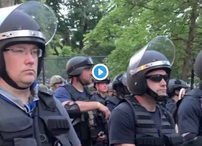 William Barr Orders Badgeless Officers From Multiple Agencies To Patrol D.C. Streets During Protests