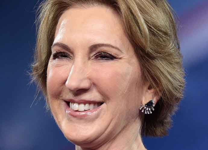 2016 GOP Presidential Candidate Carly Fiorina Says She'll Likely Vote For Joe Biden