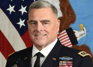 General Mark A. Milley (Image: White House)