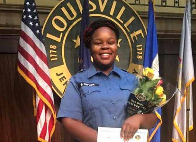 Louisville Officer Brett Hankinson Involved In Breonna Taylor Shooting Is Fired