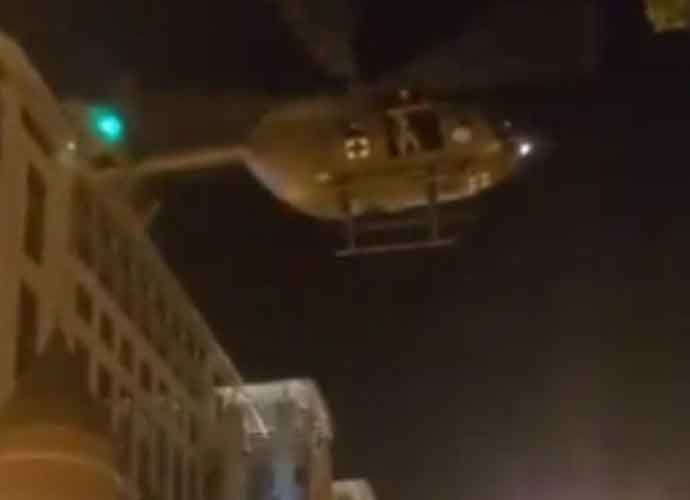 Show Of Force: D.C. National Guard Investigating Low-Flying Helicopters On Monday Night Protest [Video]