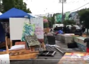 Seattle Police Clears Out 'Occupied' CHAZ Zone Of Black Lives Matter Protestors