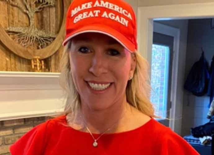Trump Calls Marjorie Taylor Greene, A QAnon Conspiracy Theorist With Racist History, 'A Future Republican Star' In Endorsement