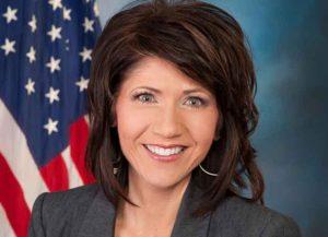 Gov. Kristi Noem (R-North Dakota)