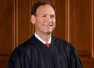 Supreme Court Justice Samuel Alito
