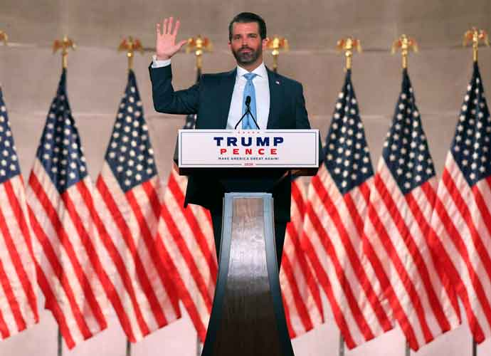 Donald Trump Jr. Deposed As Part Of Inaugural Committee Investigation