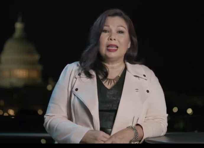 WATCH: Sen. Tammy Duckworth Calls Trump  'Coward In Chief' In DNC Speech