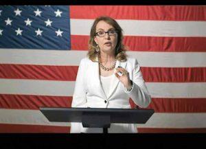 WATCH: Former Rep. Gabby Giffords Endorses Biden At DNC In Longest Speech Since Shooting