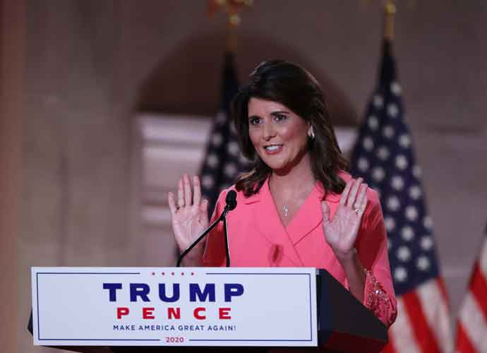Trump Rejects Nikki Haley's Request For A Meeting