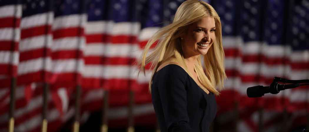 Ivanka Trump To Campaign For Father In 4 Battleground States