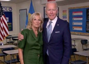 WATCH: Jill Biden Pledges Her Husband Will Provide 'Honest Leadership' In DNC Speech