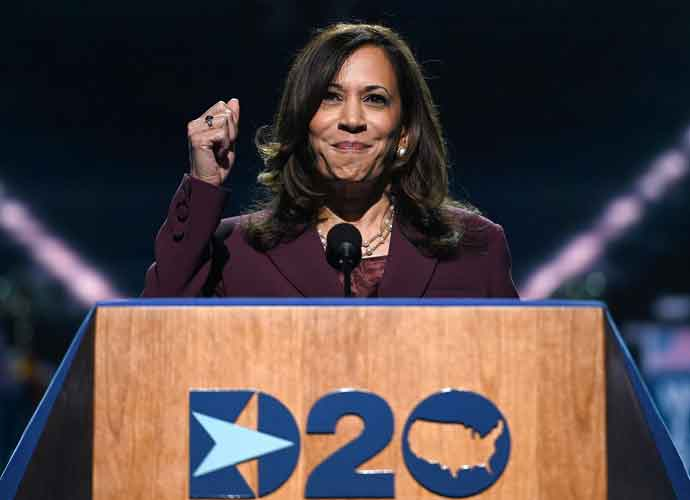 Mike Pence's Team Makes Fun Of Kamala Harris For COVID Precaution Requests
