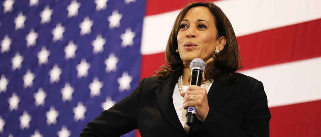 Kamala Harris Resigns From Senate Before Swearing In As Vice President