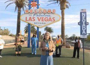 Nevada casts votes for Joe Biden in virtual roll call vote