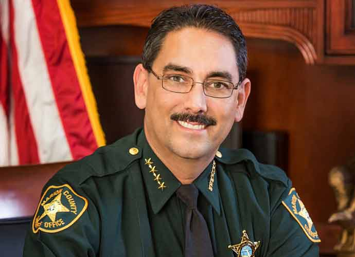 Florida Sheriff Billy Woods Bans Deputies & Staff From Wearing Masks