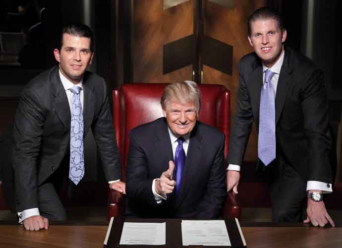 Trump Earned Over $427 Million For Starring In 'The Apprentice'