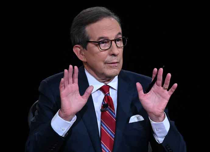 Chris Wallace Says Biden's Inaugural Address Was 'Best He's Ever Heard'