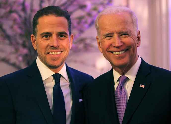 Hunter Biden Says He's '100% Certain' He'll Be Cleared Of Wrongdoing In DOJ Probe