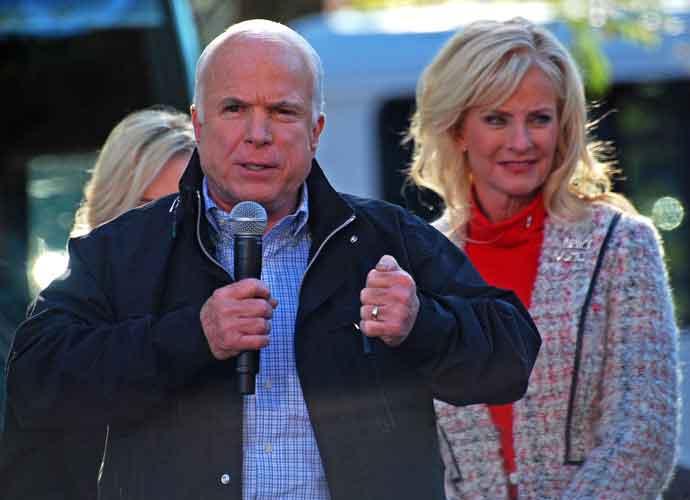 WATCH: Joe Biden Launches TV Ad Featuring Cindy McCain's Endorsement