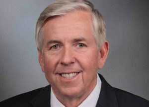 Gov. Mike Parson (R-Missouri)