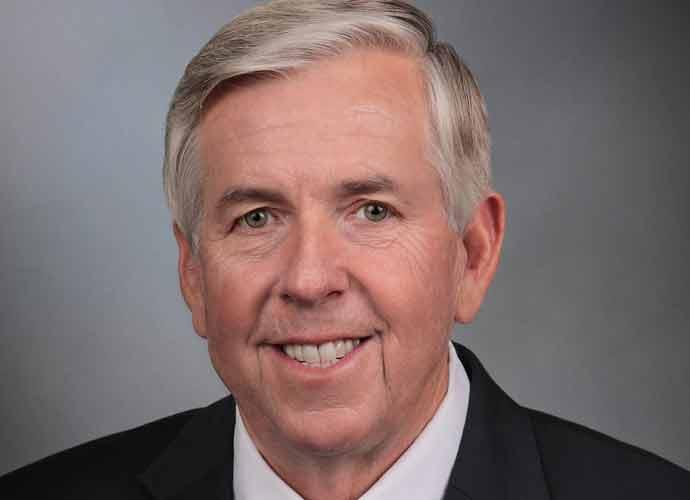 Missouri GOP Gov. Mike Parson & His Wife Teresa Both Have Coronavirus After Refusing To Enact Statewide Mask Mandate