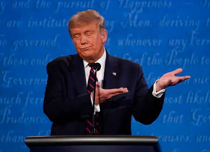 WATCH: Trump Refuses To Condemn White Nationalism During Presidential Debate, Tells Proud Boys – 'Stand Back & Stand By'