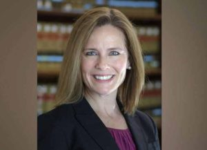 Right-Wing Judge Amy Coney Barrett Leads Trump's List Potential Supreme Court Nominees