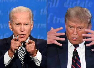 First Presidential Debate Goes Off The Rail As Trump Repeatedly Talks Over Biden & Chris Wallace