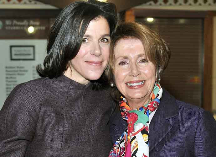 VIDEO EXCLUSIVE: Alexandra Pelosi, Nancy Pelosi's Daughter, Says She Should Have Changed Her Last Name
