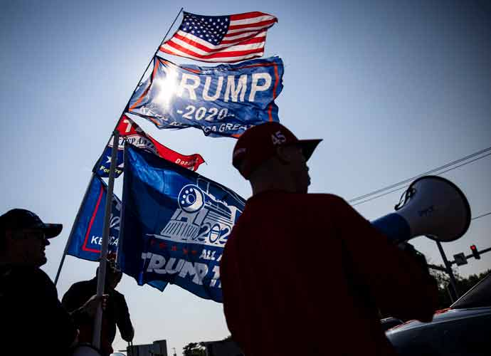 Trump Campaign To Hire Thousands Of Volunteers As 'Poll Watchers,' Critics See Attempt At Voter Intimidation