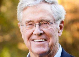 GOP Megadonor Charles Koch
