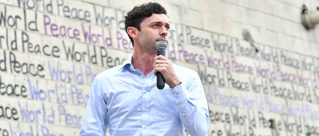Georgia GOP Sen. David Perdue Refuses To Debate Democrat Jon Ossoff Before Runoff Election