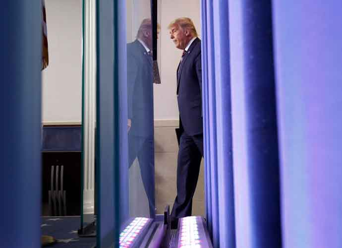 'Bitter' Trump To Skip Customary Farewell Address & Welcome For Biden
