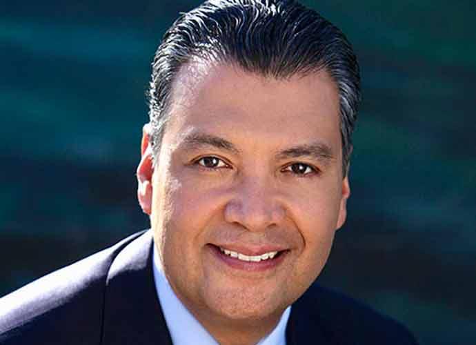 California Secretary Of State Alex Padilla Appointed To Fill Kamala Harris' Senate Seat