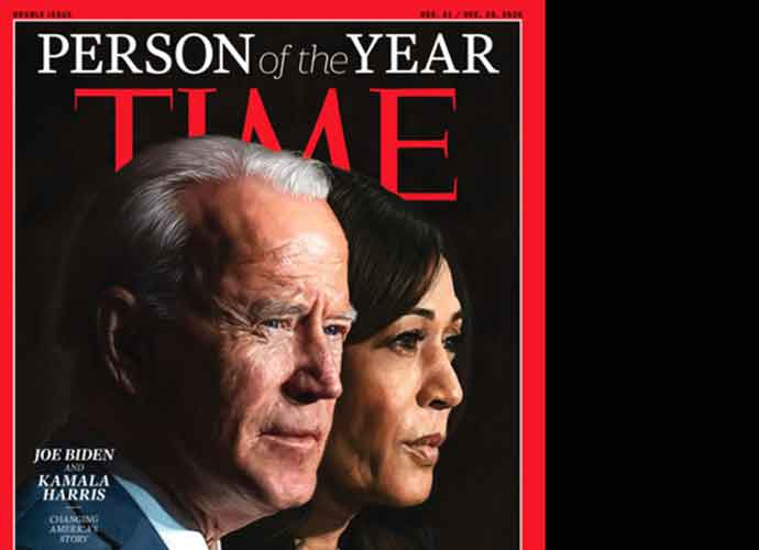 'Time' Magazine Names Joe Biden & Kamala Harris Its 'Person Of The Year' Beating Out Trump