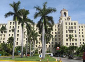 Hotel Nacionale in Havana was one site of the attack