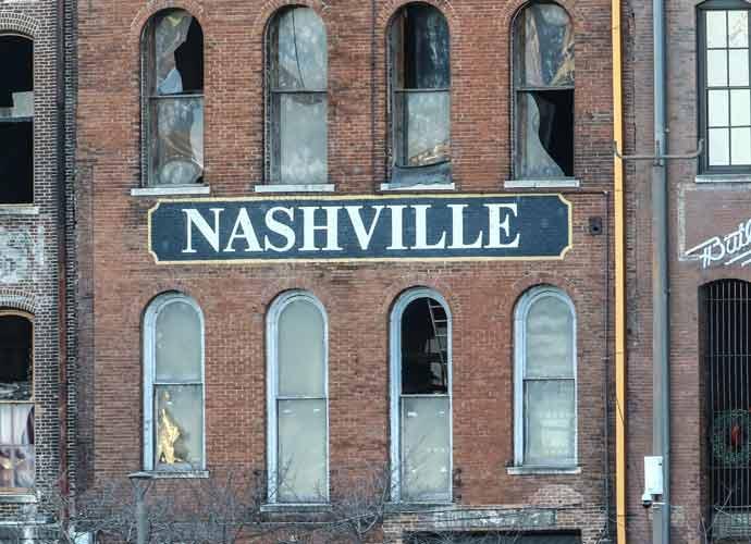 FBI Names Anthony Quinn Warner Named As Suspected Nashville Suicide Bomber Who Died In Explosion