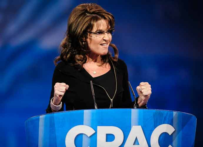 Sarah Palin Considers Alaska Senate Run Against Lisa Murkowski After Trump Endorses Tshibaka