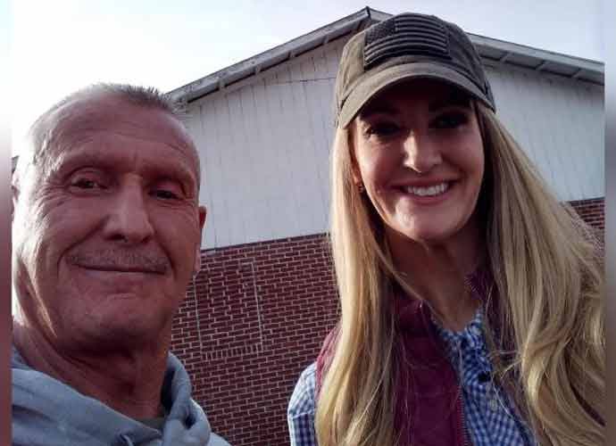 GOP Sen. Kelly Loeffler Takes Selfie With Former KKK Leader Chester Doles