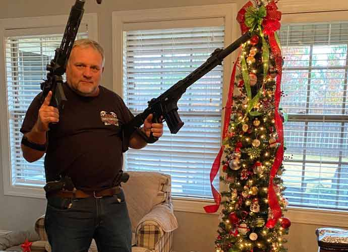 Trump Supporter & Gun Enthusiast Kevin Greeson, 55, Died Of Heart Attack At Capitol Riot