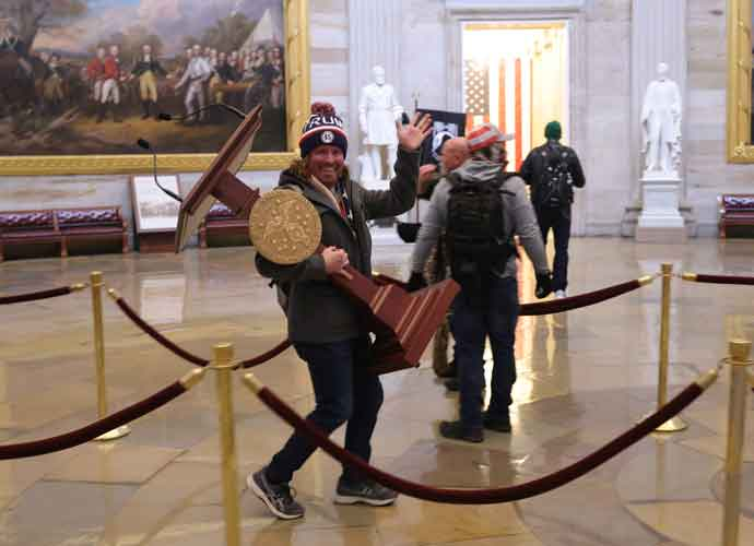 U.S. Capitol Architect Says $30 Million In Damage Caused By Capitol Rioters