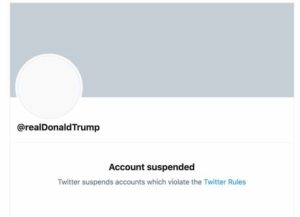 Twitter Permanently Suspends Trump For Inciting Riot At U.S. Capitol (Image: Twitter)