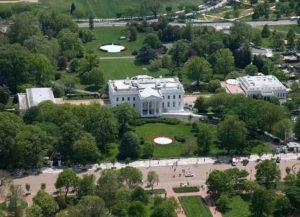 The White House (Photo: Wikimedia)
