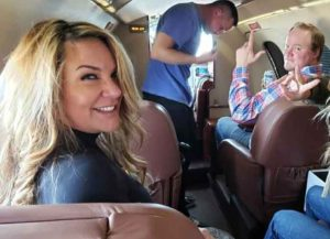 Jenna Ryan, Who Took Private Jet To Participate In Capital Riots, Says 'I Regret Everything' (Image: Facebook)