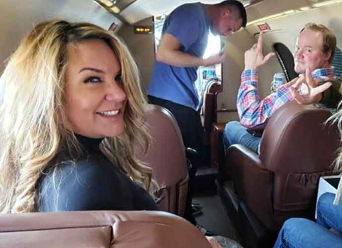 Jenna Ryan, Who Took A Private Jet To Participate In Capital Riots, Says 'I Regret Everything'