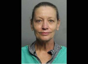 Dr. Jennifer Susan Wright from Miami Springs, Florida mugshot (Image: Twitter)