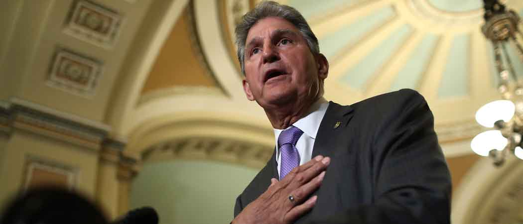 Manchin Says He'll Vote Against Democratic Voting Rights Bill & Ending Filibuster
